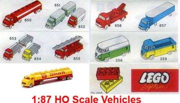 1:87 Vehicles