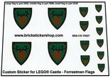 Precut-Custom-Sticker-for-Lego-Forrestmen-Flags