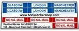 Replica-Sticker-for-Lego-Set-113-Motorized-Train-Set-(1966)(Version-2)