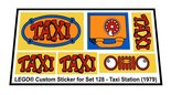 Lego-128-Taxi-Station-(1979)