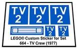 Lego-664-TV-Crew-(1977)