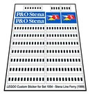 Precut-Replica-Sticker-for-Lego-Set-1054-Stena-Ferry-Line-(1998)