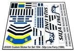 Lego-1554-Silja-Line-Ferry-(1986)