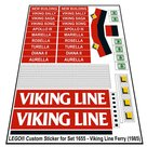 Lego-1655-Viking-Line-Ferry-(1985)