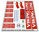 Precut-Replica-Sticker-for-Lego-Set-1656-Viking-Line-Ferry-(1982)