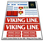 Precut-Replica-Sticker-for-Lego-Set-1658-Viking-Line-Ferry-(1982)