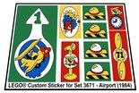 Lego-3671-Airport-(1984)