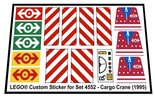 Lego-4552-Cargo-Crane-(1995)