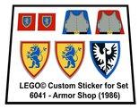 Lego-6041-Armor-Shop-(1986)