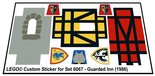 Precut-Replica-Sticker-for-Lego-Set-6067-Guarded-Inn-(1986)