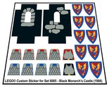 Precut-Replica-Sticker-for-Lego-Set-6085-Black-Monarchs-Castle-(1988)