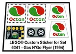 Precut-Replica-Sticker-for-Lego-Set-6341-Gas-NGo-Flyer-(1994)