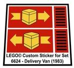 Lego-6624-Delivery-Van-(1983)