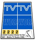 Precut-Replica-Sticker-for-Lego-Set-6661-Mobile-TV-Studio-(1989)