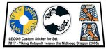 Precut-Replica-Sticker-for-Lego-Set-7017-Viking-Catapult-versus-the-Nidhogg-Dragon-(2005)
