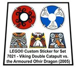 Precut-Replica-Sticker-for-Lego-Set-7021-Viking-Double-Catapult-vs-the-Armoured-Ofnir-Dragon-(2005)