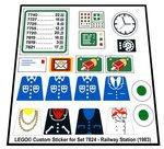 Lego-7824-Railway-Station-(1983)
