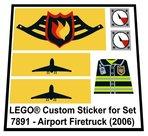lego-7891-Airport-Firetruck-(2006)