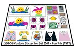 Precut-Replica-Sticker-for-Lego-Set-6547-Fun-Fair-(1997)