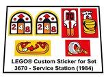 Lego-3670-Service-Station-(1984)
