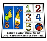 Lego-3676-Catherine-Cats-Fun-Park-(1989)
