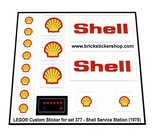 Lego-377-Shell-Service-Station-(1978)