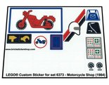 Precut-Replica-Sticker-for-Lego-Set-6373-Motorcycle-Shop-(1984)