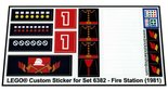 Precut-Replica-Sticker-for-Lego-Set-6382-Fire-Station-(1981)