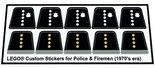 Lego-Custom-Sticker-Police-&-Firemen-Torsos-(70s-era)