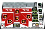 Precut-Replica-Sticker-for-Lego-Set-7206-Fire-Helicopter-(2010)