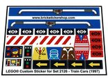 Precut-Replica-Sticker-for-Lego-Set-2126-Train-Cars-(1997)