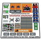 Precut-Replica-Sticker-for-Lego-Set-7642-Garage-(2009)