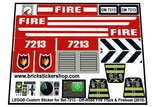 Precut-Replica-Sticker-for-Lego-Set-7213-Off-Road-Fire-Truck-&-Fireboat-(2010)
