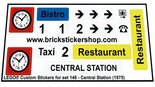 Precut-Replica-Sticker-for-Lego-Set-148-Central-Station-(1975)
