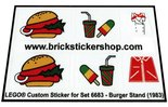 Precut-Replica-Sticker-for-Lego-Set-6683-Burger-Stand-(1983)