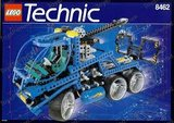Lego 8462 - Tow Truck (1998)_