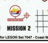 Lego 7047 - Coast Watch HQ (2003)_