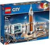 Precut Replica Sticker for Lego Set 60228 - Deep Space Rocket and Launch Control (2019) - ESA version_