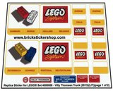 Lego 4000008 - Villy Thomsen Truck (2013)_