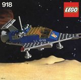 Lego Custom Replacement Stickers for Set 918 - Space Transport (1979)_