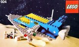Lego Custom Replacement Stickers for Set 924 - Space Cruiser (1979)_