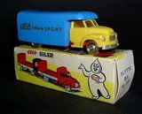 Precut Custom Replacement Stickers for Lego Set 1257 - 1:87 Bedford Delivery Truck (1958)_