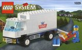 Lego 1029 - Milk Delivery Truck - Tine (1999)_