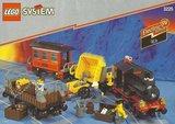 Precut Replica Sticker for Lego Set 3225 - Classic Train (1998)_