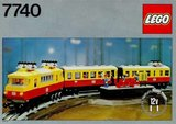 Lego 7740 - Inter-City Passenger Train (1980)_