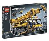 Lego 8421 - Mobile Crane (2005)_