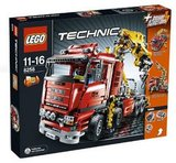 Lego 8258 - Crane Truck (2008)_