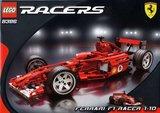 Lego 8386 - Ferrari F1 Racer 1:10 (2004)_