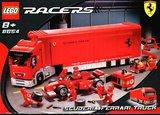 Lego 8654 - Scuderia Ferrari Truck (2005)_