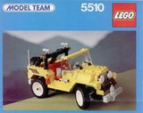 Precut Replica Sticker for Lego Set 5510 - Off-Road 4x4 (1986)_